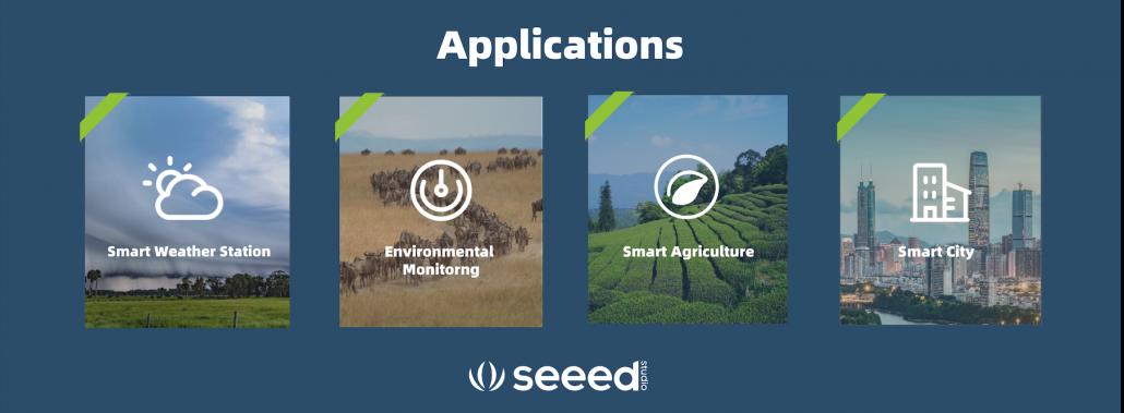 sensecap one applications