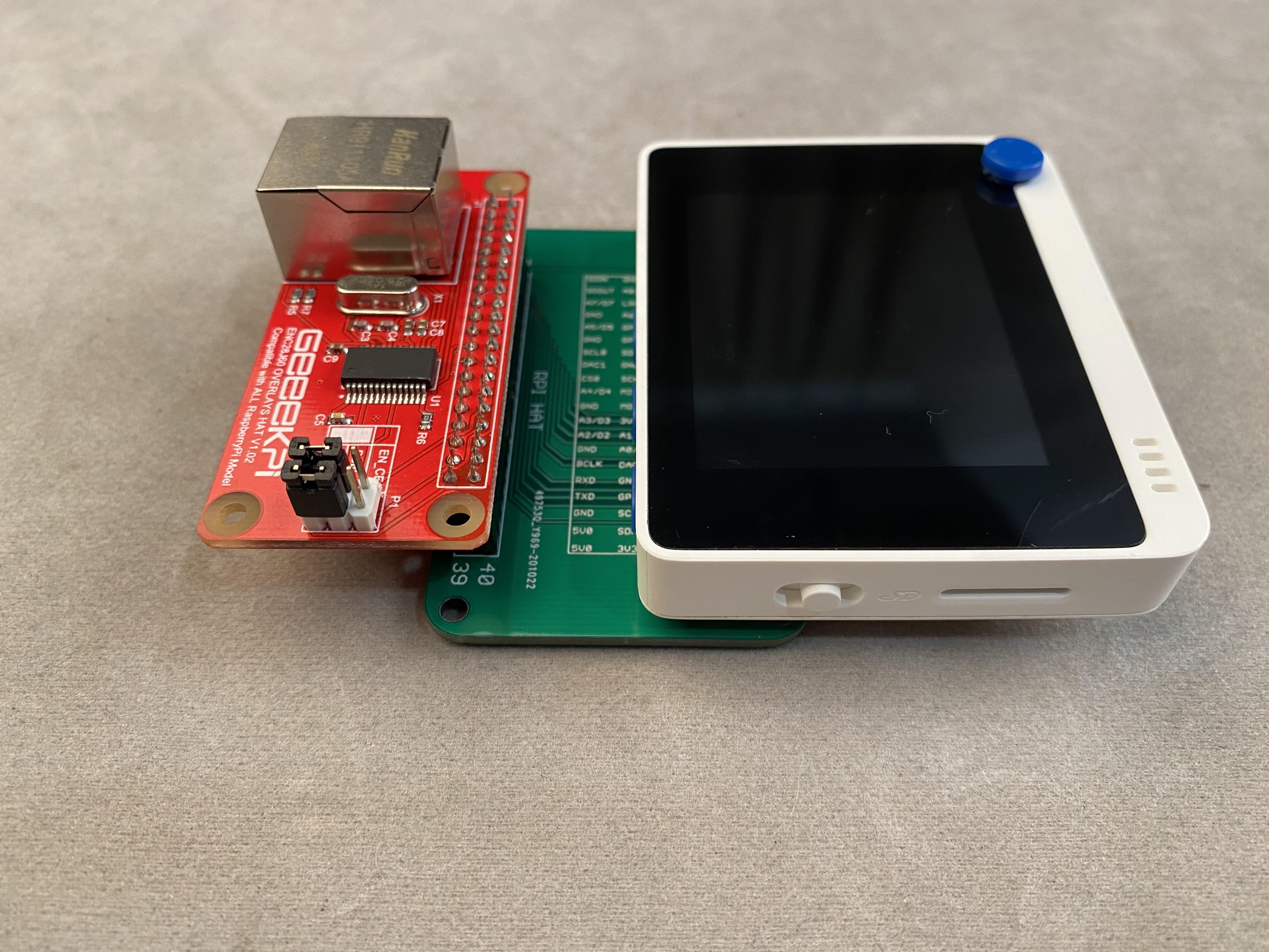 Wio Terminal</a> to use Raspberry Pi's Pi Hats