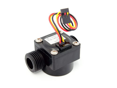 DN15 Water Hall Flow Sensor for Arduino Fluid Control #1089 G1//2""