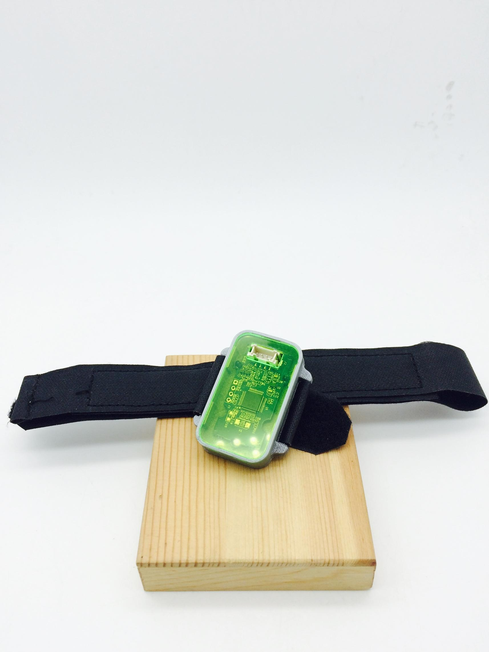 Grove Finger-clip Heart Rate Sensor with shell