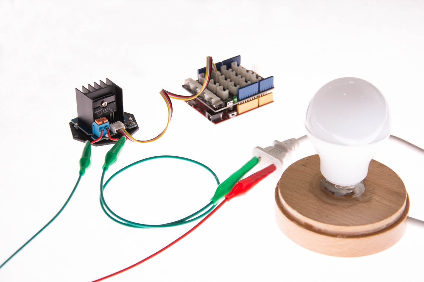 Grove   Solid State Relay   Seeed Wiki