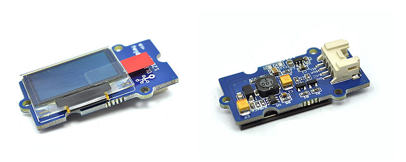 Development Breakout Board ESP8266 OLED ADS1115 DS3231 RTC RGB LED