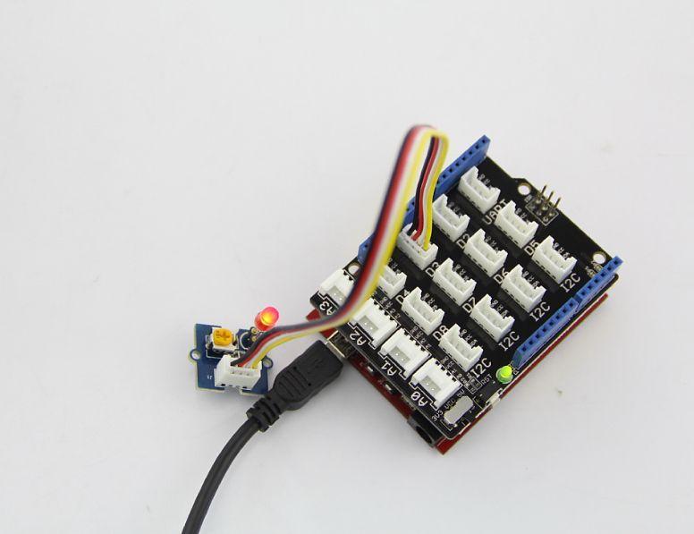 led demo