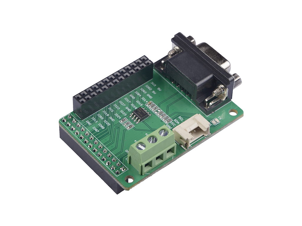 TTL to RS-485 PCB Board Module Converter for Arduino Raspberry 5V 2 Pin terminal