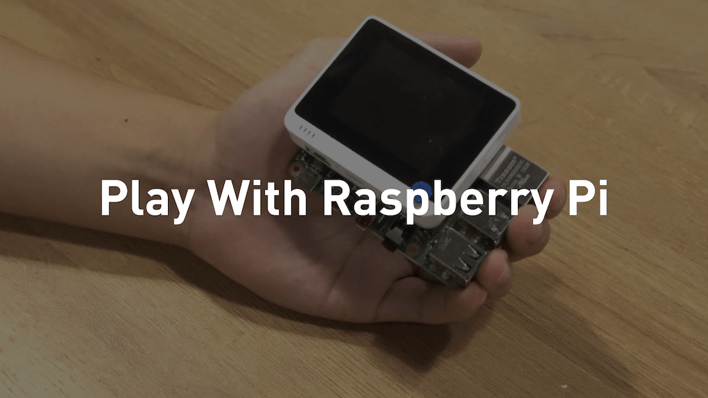 With Raspberry Pi